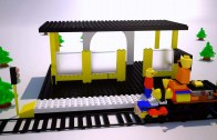 Lego Train Promo Animation