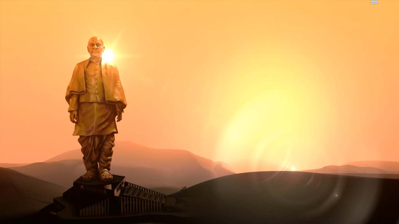 Statue Of Unity Introduction