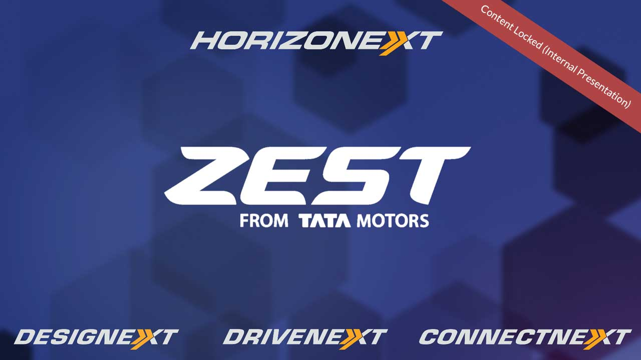 Tata Zest Media Launch