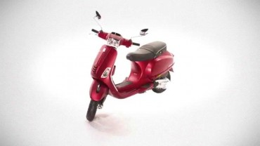 Vespa – VXL and SXL LED Video