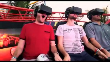 Bacardi NH7 Virtual Reality Experience – The Untameable Spin