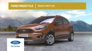 Ford Freestyle – Teaser Video
