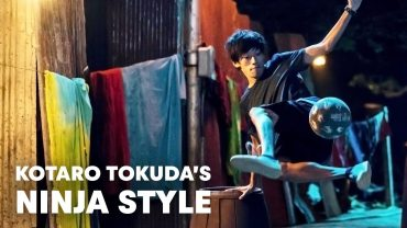 Tokuda – Freestyle Footballer – Red Bull